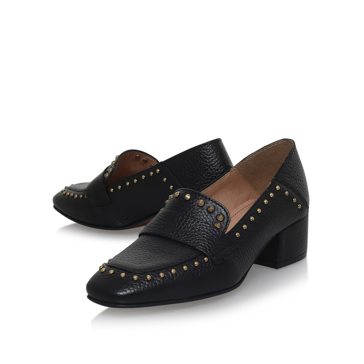 Keekee Black Flat Loafer Shoes By KG Kurt Geiger oDBUsers