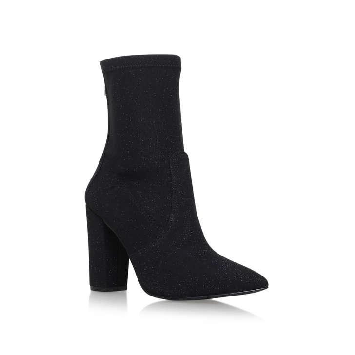 CARVELA Glint calf boots Black - E1940