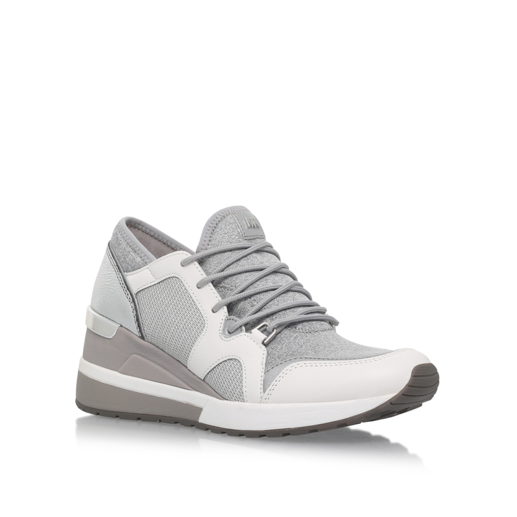 michael kors scout trainer sneakers