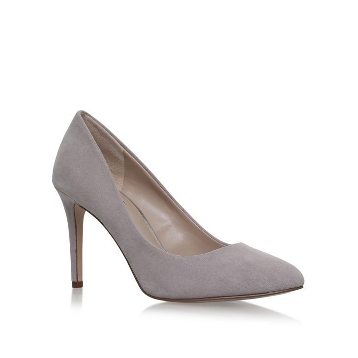 CARVELA Aimee stiletto courts Grey - Y4906