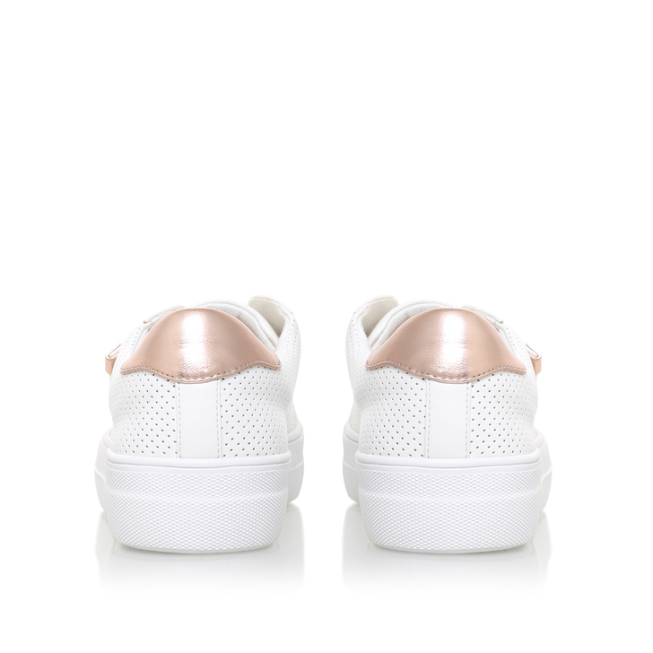 Womens Marlow Trainers, White Carvela
