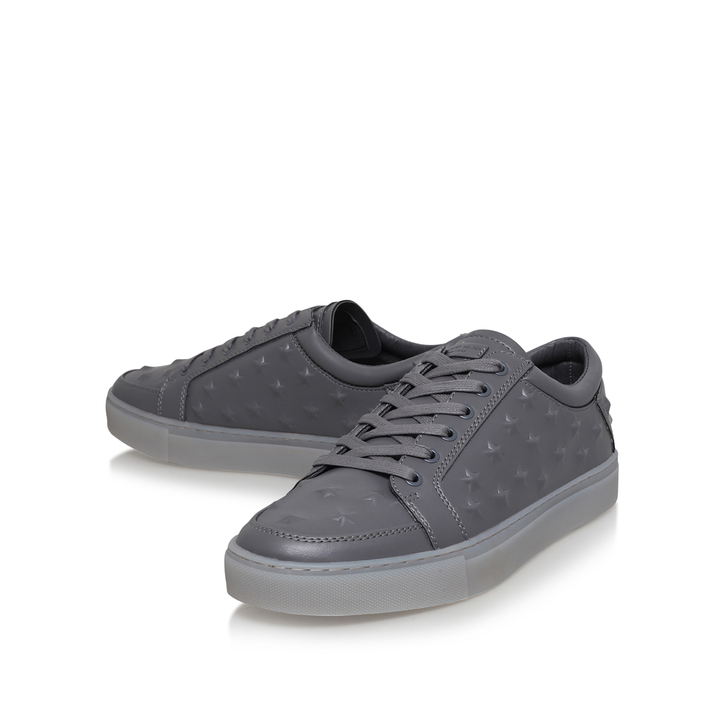 Stars Phoenix Grey Low Top Trainers By