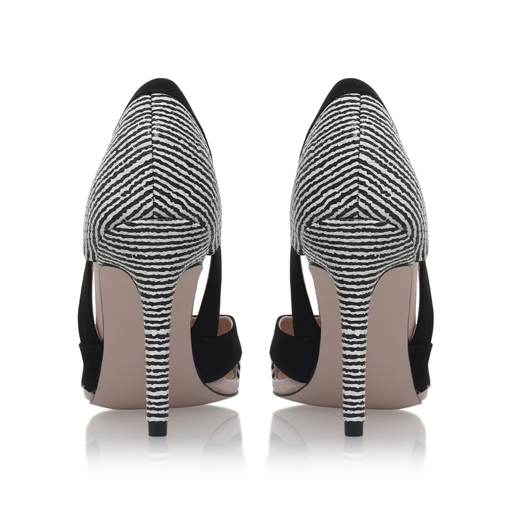 **High Heel Court Shoes by Miss kG - Topshop | Black high heels shoes, Court shoes, Shoes