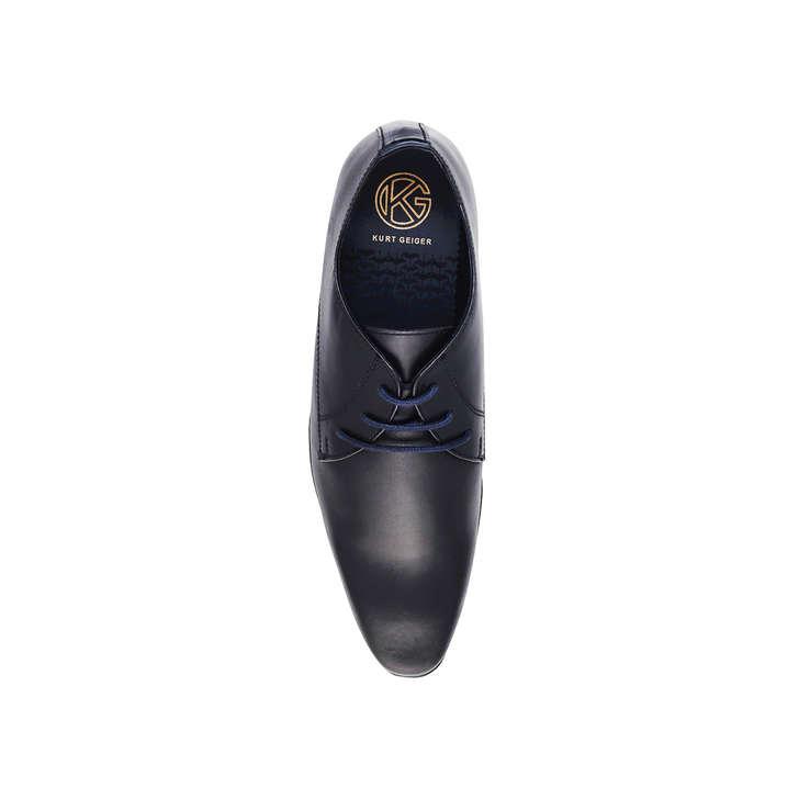 KG By Kurt Geiger Kendal Lace Up Shoes - Brown Kurt Geiger PaYJbCcOO