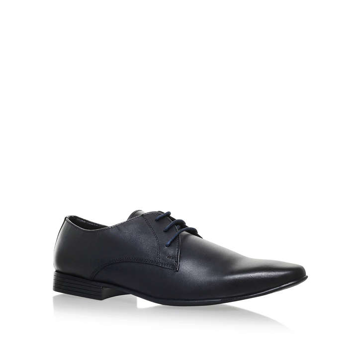 KG By Kurt Geiger Kendal Lace Up Shoes - Black Kurt Geiger 2018 New gf9CP