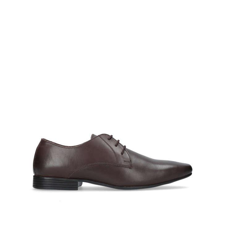 Brown 'Kendal' lace up shoes sale under $60 5E3ybg4eN