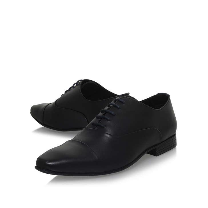 Kg Par Kurt Geiger Kenwall Chaussures Oxford - Marron TyWNGDee