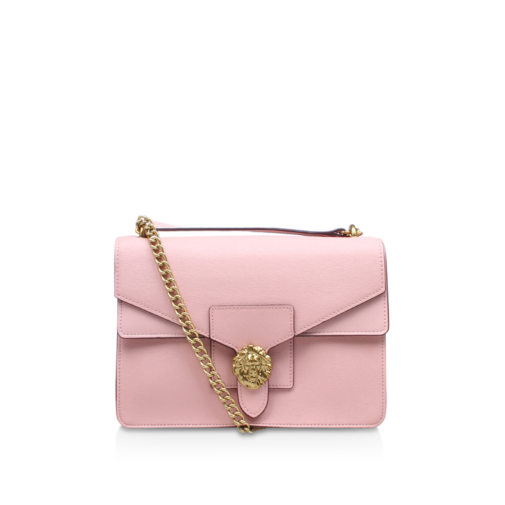 DIANA DBL FLAP CHAIN BAG