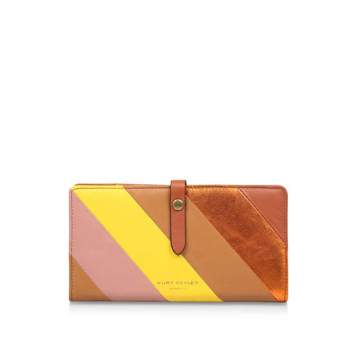 LEATHER SOFT WALLET