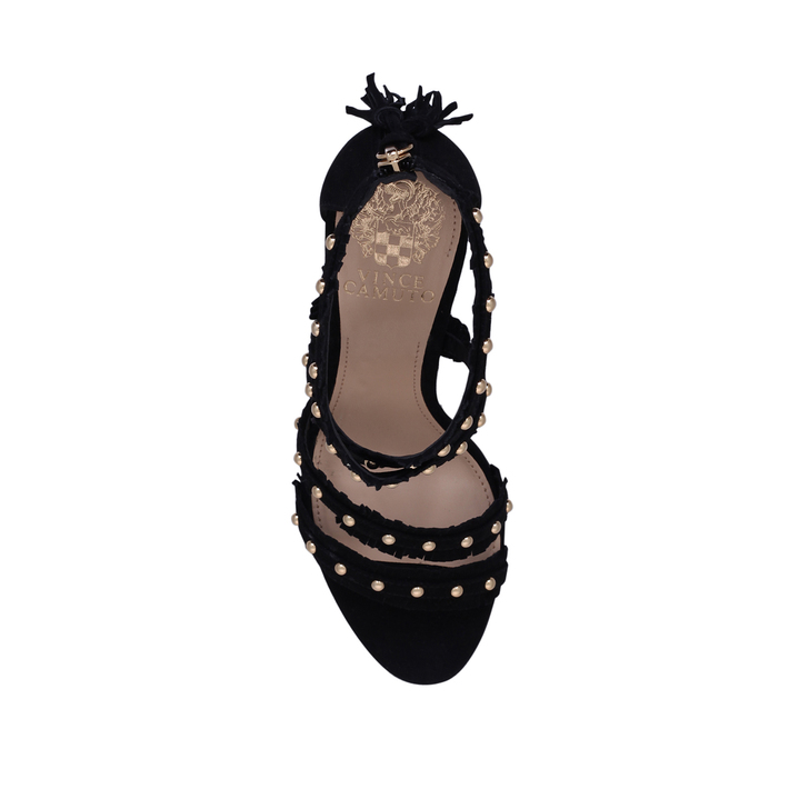 25309b5106f Machila Black High Heel Sandals By Vince Camuto
