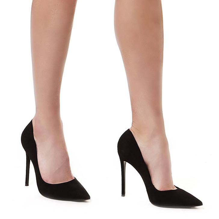 f37799ef6c5 Alice Black High Heel Court Shoes By Carvela