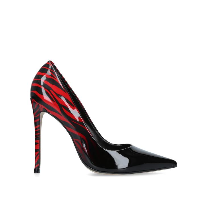Clearance Pick A Best Cheap Shop For Carvela Alice - black high heel flame court shoes bHgBjq