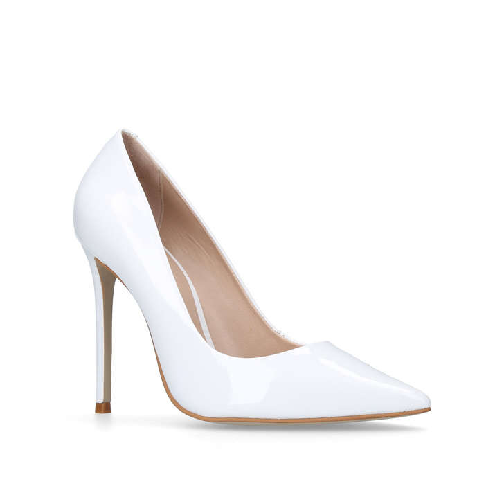 577283f600 Alice White High Heel Court Shoes By Carvela | Kurt Geiger