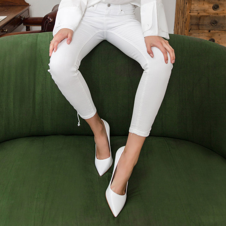 579983aad6d2 Alice White High Heel Court Shoes By Carvela | Kurt Geiger