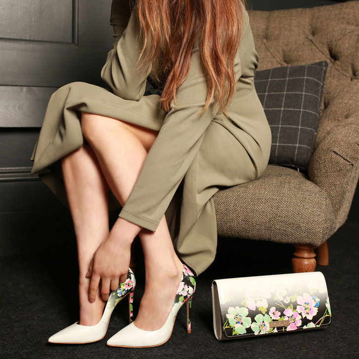 6f6127fea1 Alice White High Heel Court Shoes By Carvela   Kurt Geiger