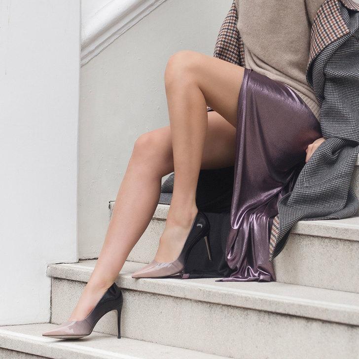 562577600dc Alice Nude High Heel Court Shoes By Carvela | Kurt Geiger
