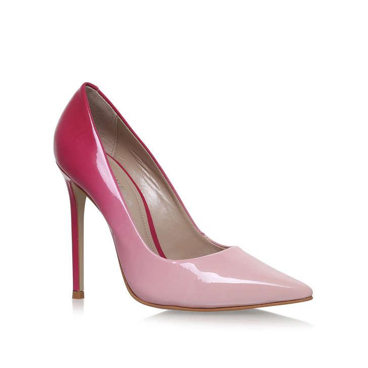 CARVELA Alice patent-leather ombr?? courts Orange - L2141