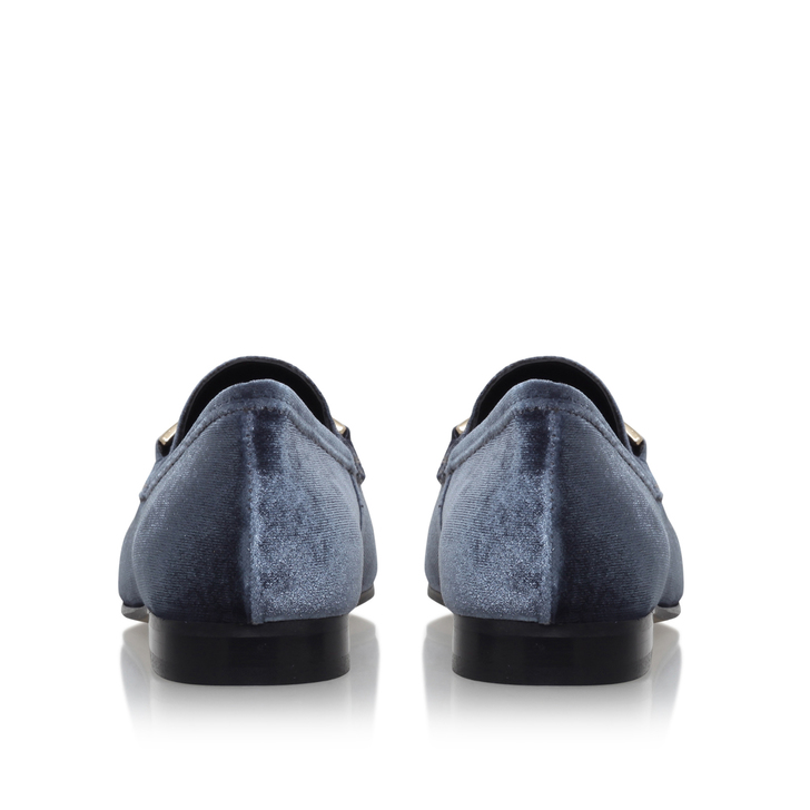 Carvela Blue Velvet Shoes