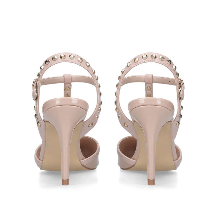 029f903634e Kankan Nude Studded Court Shoes By Carvela