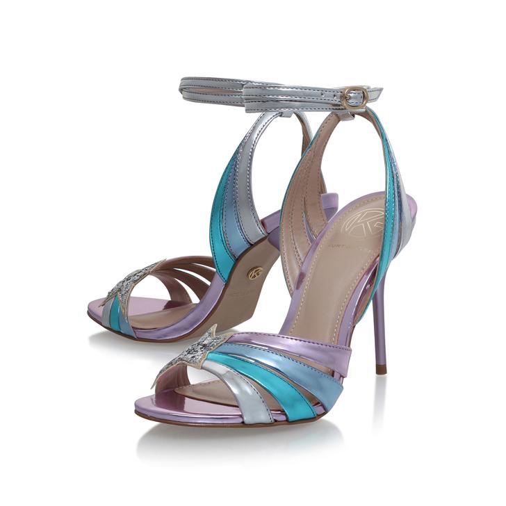 Jool Pink High Heel Sandals By KG Kurt Geiger UOpfTjWe