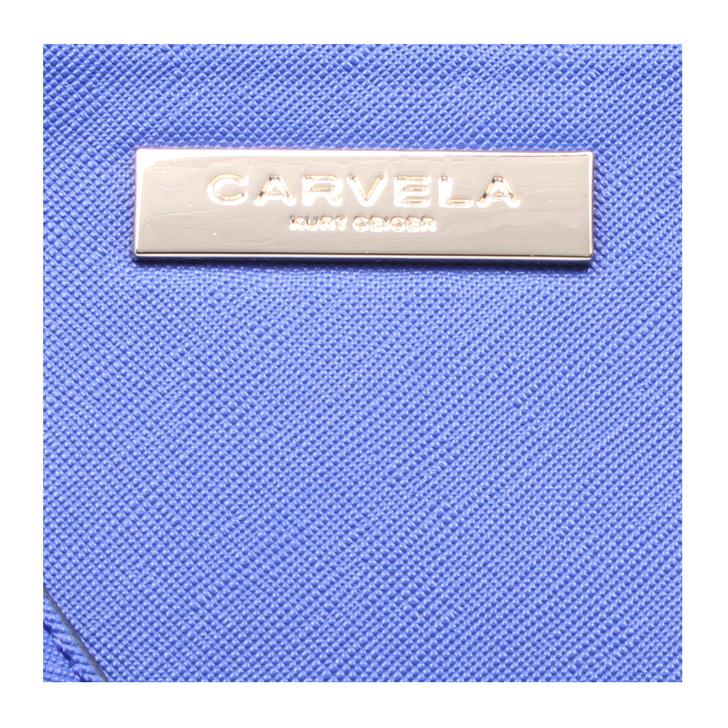 7f0a6b8cab Darla 2 Blue Tote Bag By Carvela