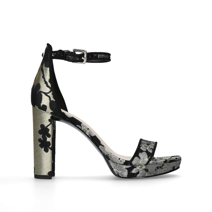 ab0836bc30b4 Dempsey Black High Heel Sandals By Nine West