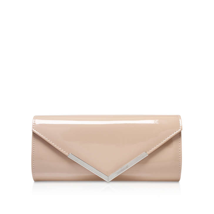 cf568e910e Daphne 2. Nude Clutch Bag