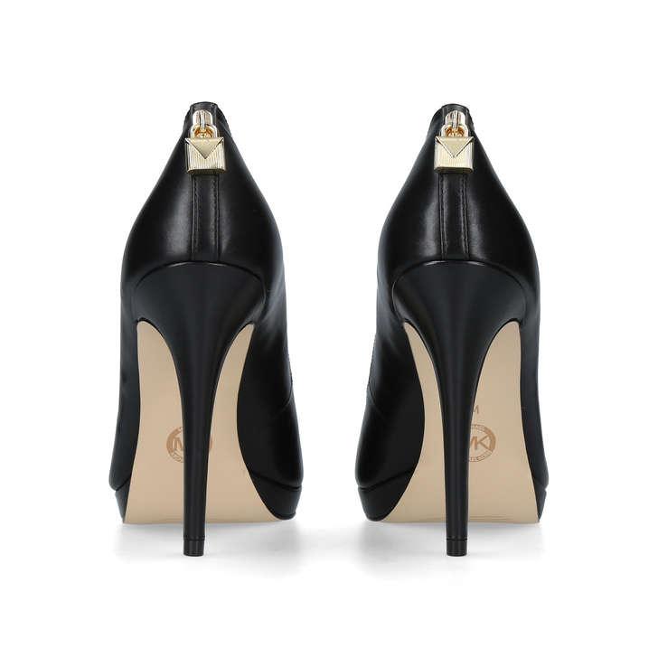 80e1a0a82b7 Antoinette Pump Black High Heel Court Shoes By Michael Michael Kors ...