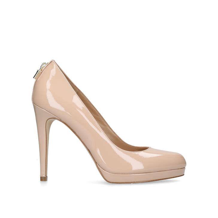 a435e88f7a3bc Antoinette Pump Nude High Heel Court Shoes By Michael Michael Kors ...