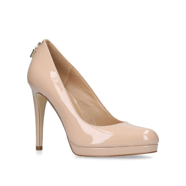 ca06bdd0d6a Antoinette Pump Nude High Heel Court Shoes By Michael Michael Kors ...