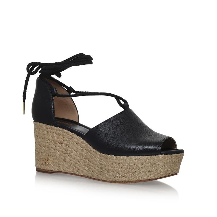 xQro1JdoJN Leather Espadrille Wedge Sandals Gr. IT 37.5 3Tf7Tj
