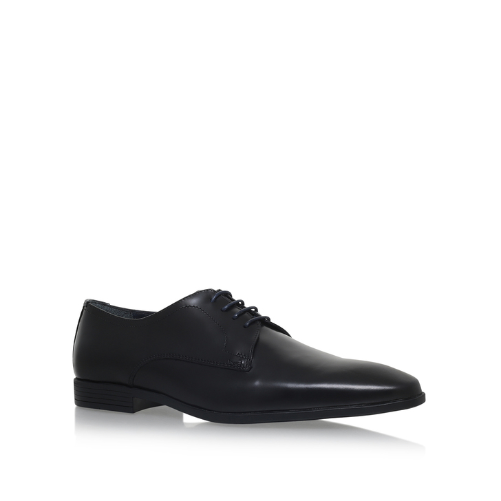Black KG KURT GEIGER Kenneth leather shoes Brisk Demand