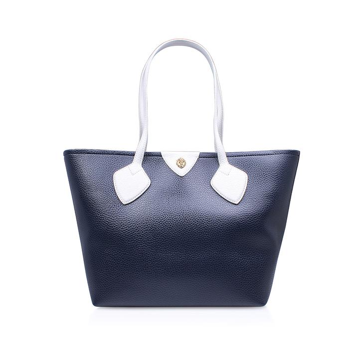 c582f6ab10d5 Ella Zip Tote Navy Tote Bag By Anne Klein