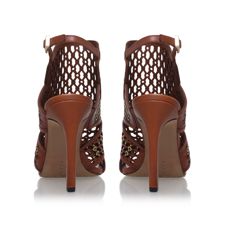 82bbdfc63d2 Korthina Tan High Heel Sandals By Vince Camuto