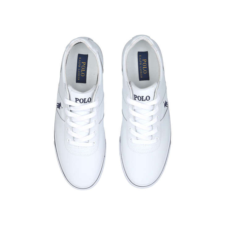 White Low Sneaker Trainers Hanford Top Polo Ralph LaurenKurt By thQrCxBds