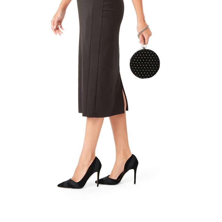 8643488bb01 Lark Black Stiletto Heeled Court Shoes By Carvela | Kurt Geiger