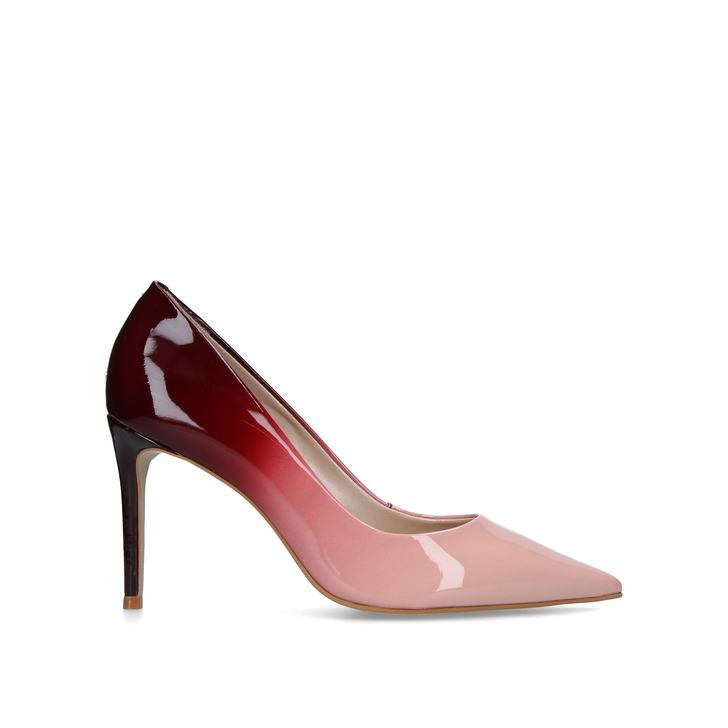 Silver 'Alison' high heel court shoes fashion Style cheap online WHNoj