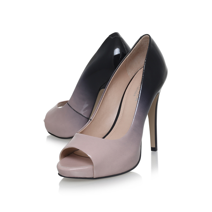 c758faab4dc6 Alberta Nude High Heel Court Shoes By Carvela