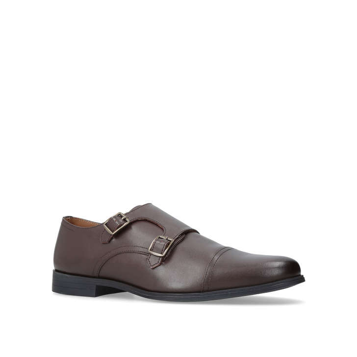 cheap sale amazing price sale visit Brown 'Manning' monk shoes clearance low shipping n2qEl4Pu