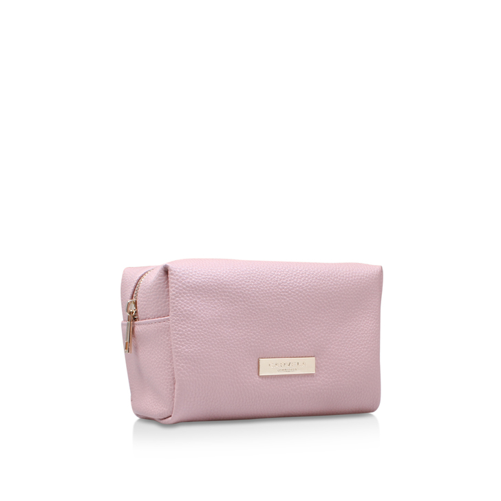 RYLEY BOXY COSMETIC POUCH