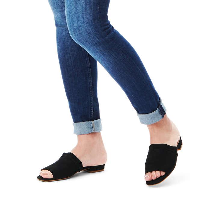 Clothing, Shoes & Accessories Flats Kurt Kieger Size 7 Blue Mule