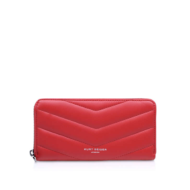 K ZIP AROUND WALLET