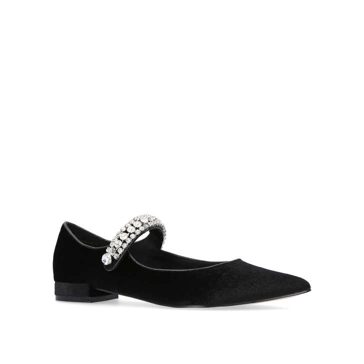 Kurt Geiger KINGLY - Ballet pumps - black DrIPSTKws