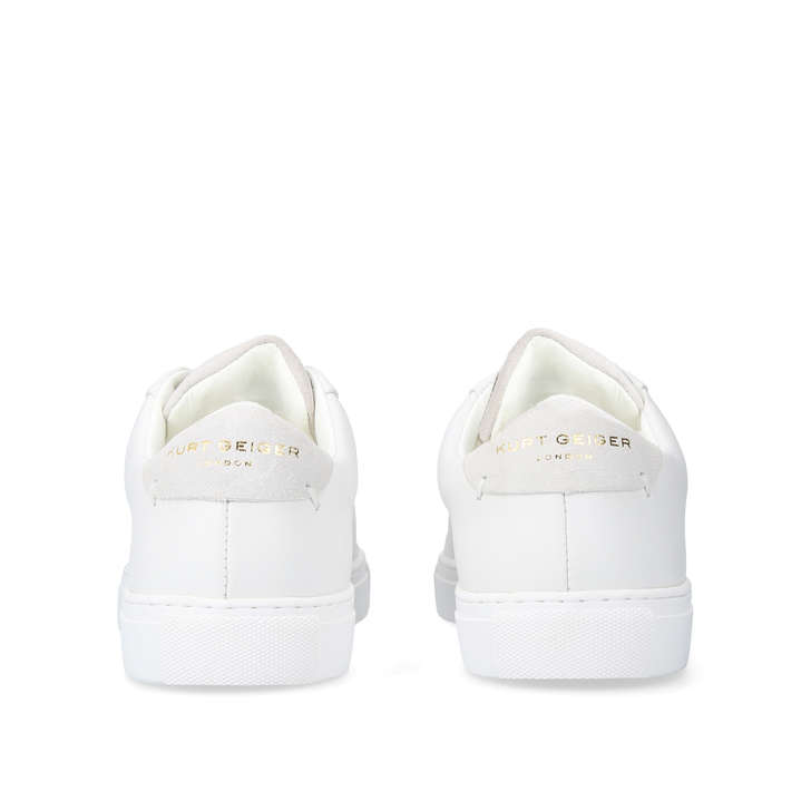 Kurt Geiger DONNIE - Trainers - white OXk24