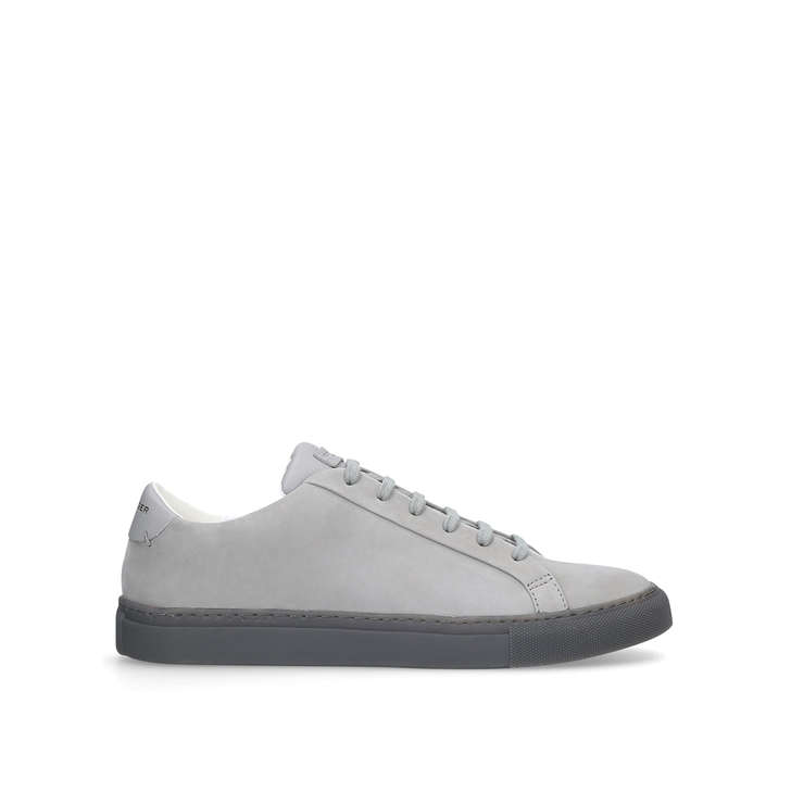 Donnie Trainers In Grey - Grey Kurt Geiger