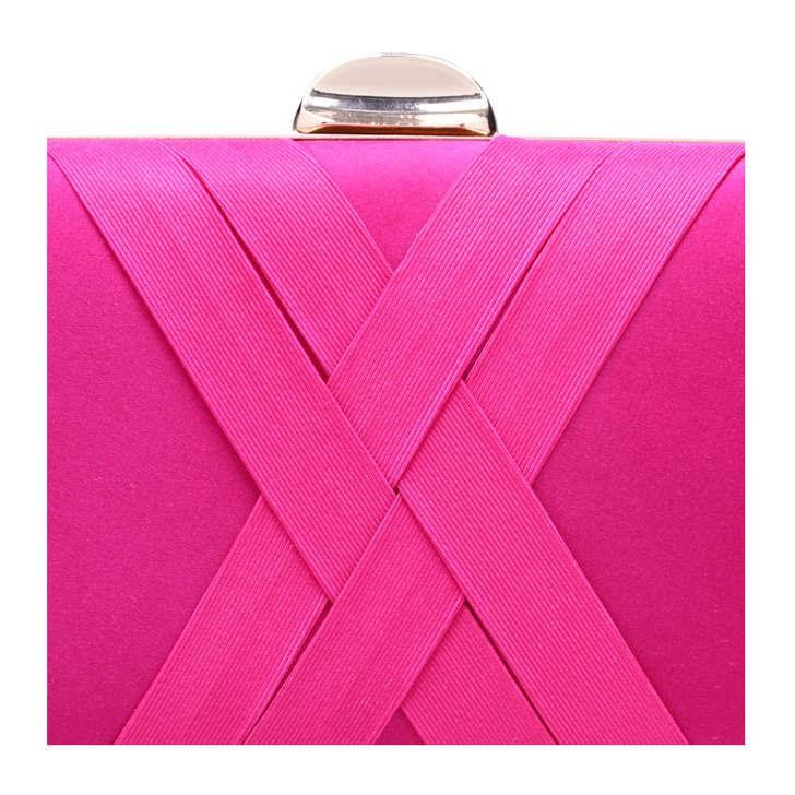 fashion design enjoy lowest price fashion styles Dani Pink Clutch Bag By Carvela   Kurt Geiger