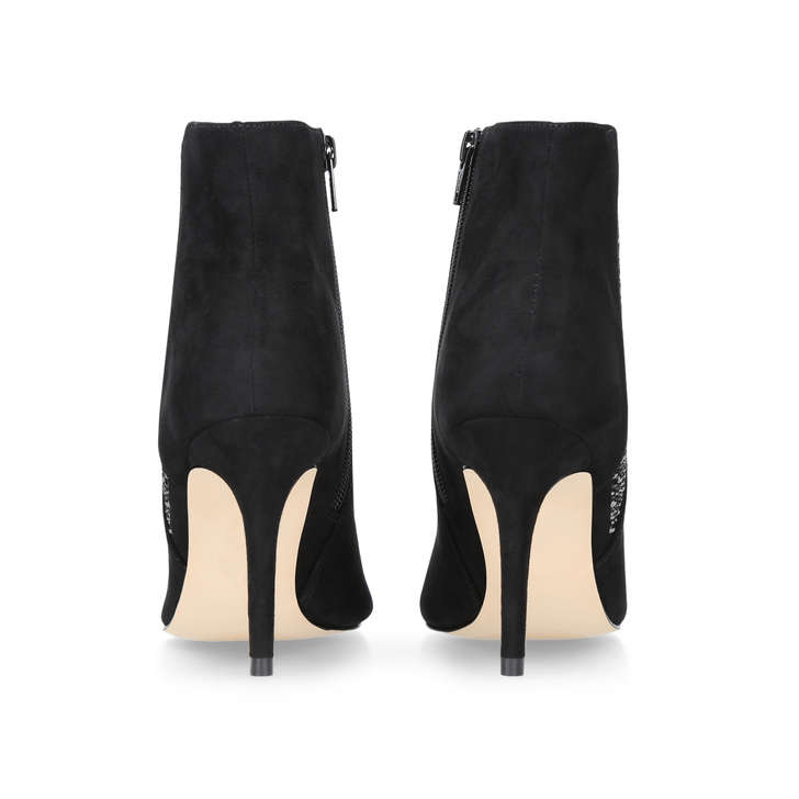 Carvela Sabre - black mid heel ankle boots Low Cost For Sale Free Shipping Pay With Paypal Choice Cheap Online Discount Marketable j0qgsv