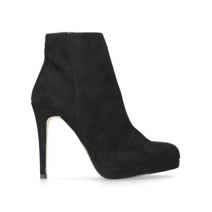 Sketch Black High Heel Ankle Boots By Carvela Kurt Geiger | Kurt ...