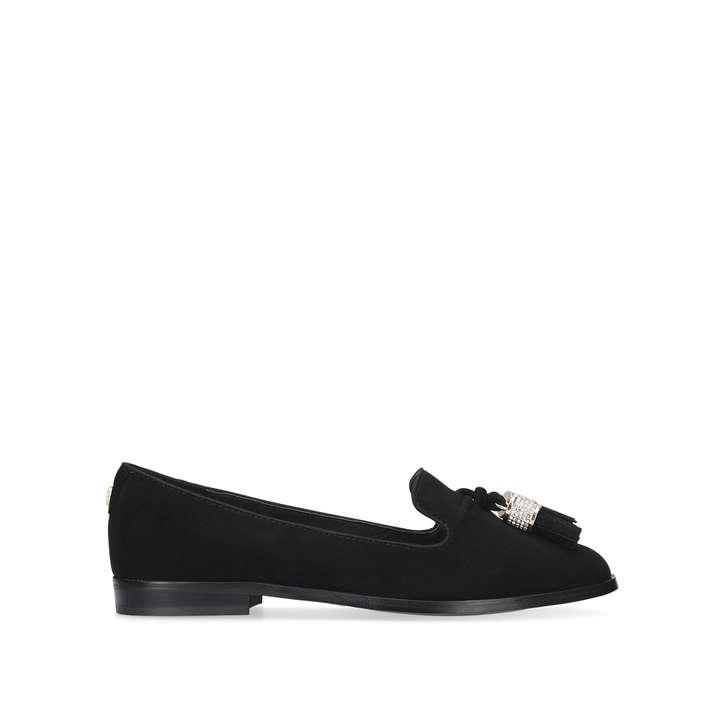 Misty Black Flat Loafer Shoes By Carvela Kurt Geiger iLEAAY6d
