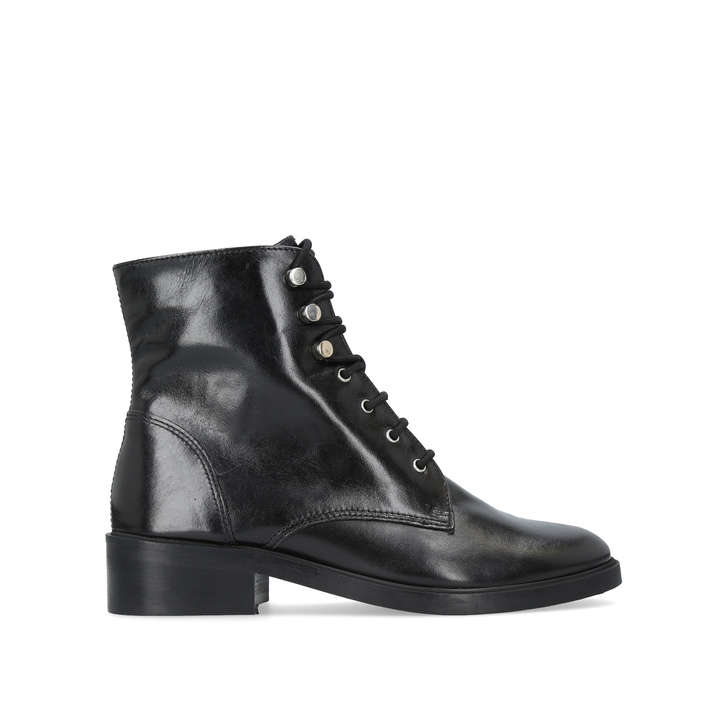 Topshop Brazil Lace Up Ankle Boots